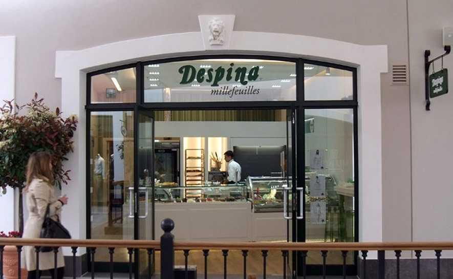 """Ζαχαροπλαστεία Despina - Η... """"Μυστική"""" Συνταγή των Μιλφέιγ"""