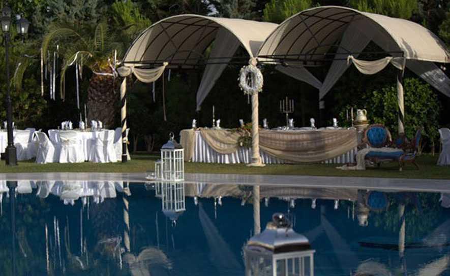Κτήμα Aqua Dream - Δεξιώσεις Γάμου & Βάπτισης στην Πάρνηθα