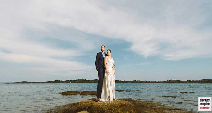 Γιώργος Ευαγγέλου - Φωτογράφος Γάμου & Βάπτισης Θεσσαλονίκη