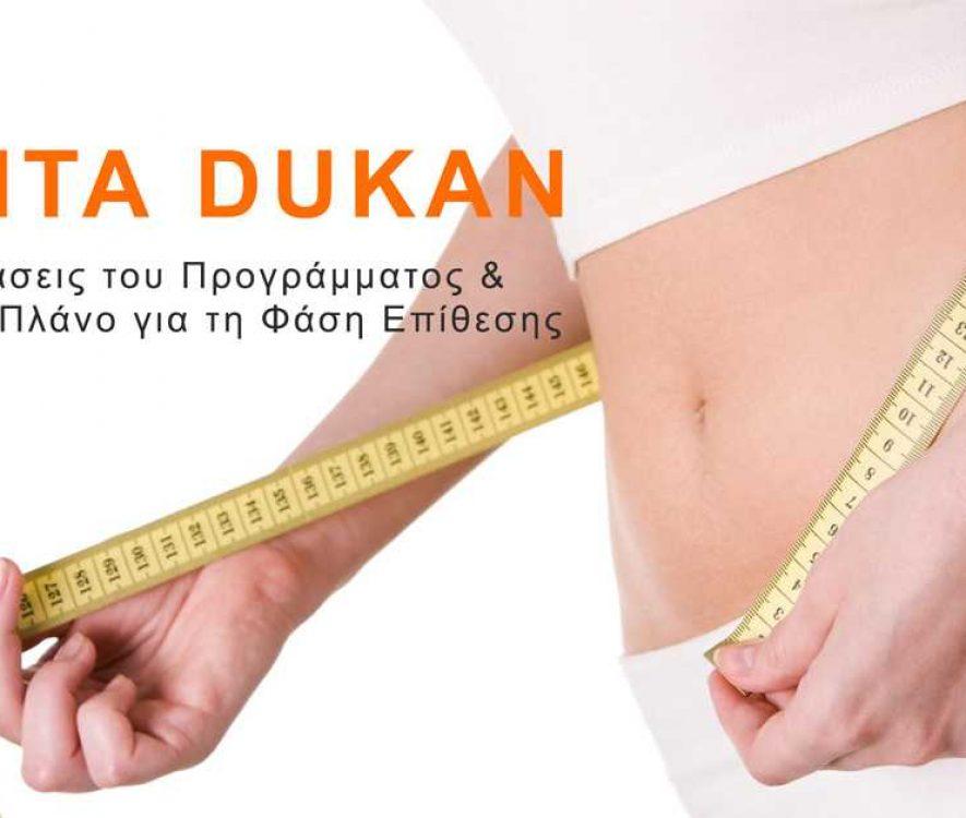 Δίαιτα Dukan - Οι 4 Φάσεις & Πρόγραμμα Ημέρας για τη Φάση Επίθεσης