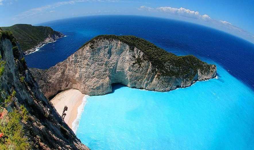 Καλύτερες Παραλίες της Ελλάδας