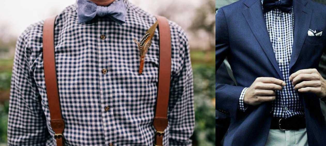 Γαμπριάτικο Κοστούμι - Country & alternative groom style