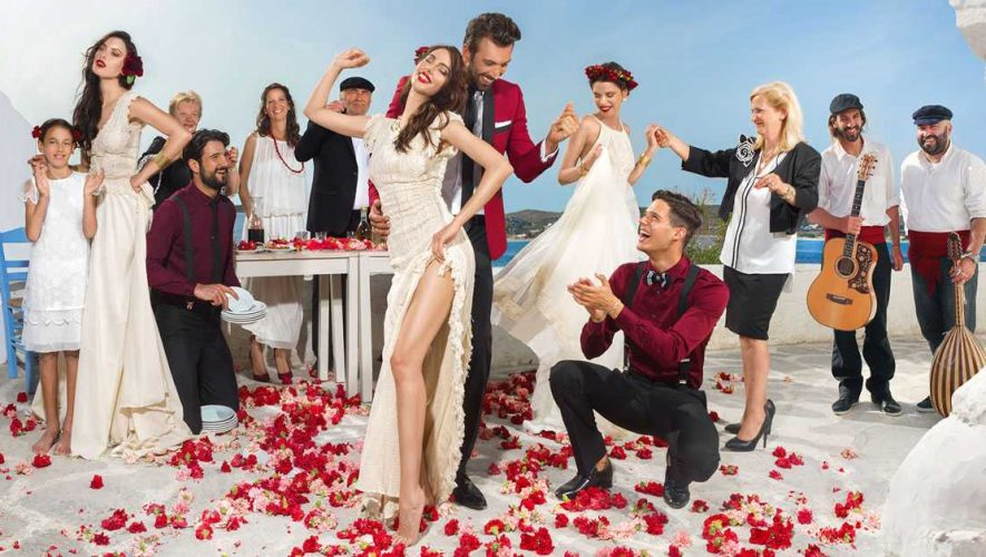 Αρχαιοελληνικά Νυφικά: Μοναδικά Νυφικά με Νότα Αρχαίας Ελλάδας για Έναν Glamorous Γάμο!
