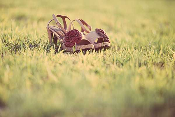Ιδιόμορφα γαμήλια παπούτσια από την Chie Mihara