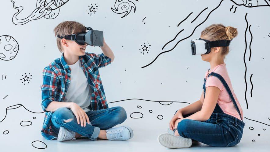Επαυξημένη Πραγματικότητα (Augmented Reality – AR) & Εικονική Πραγματικότητα (Virtual Reality – VR) στην Εκπαίδευση