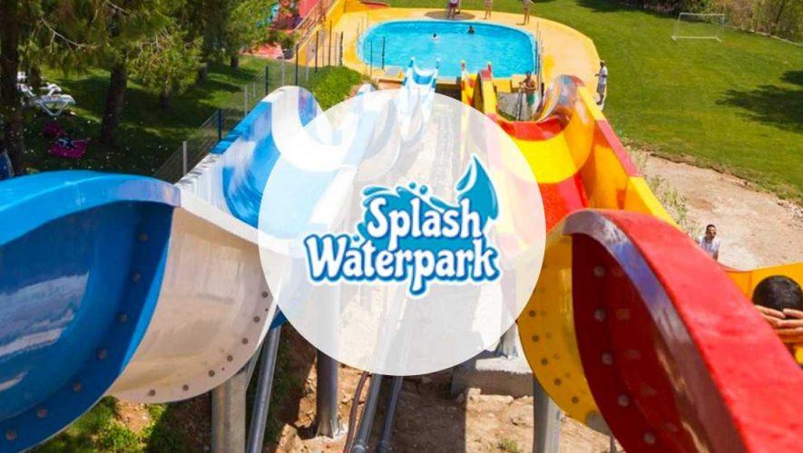 Νεροτσουλήθρες Κόρινθος - Splash Water Park Ισθμός