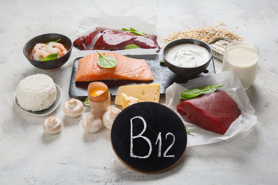 Βιταμίνη Β12 Τροφές