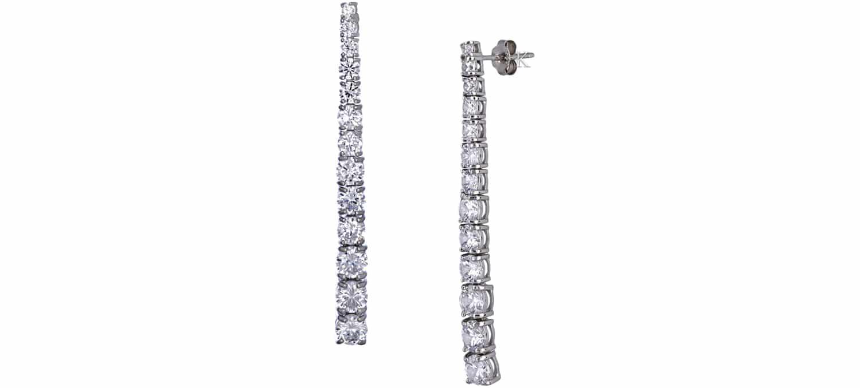 Σκουλαρίκια Γάμου: Νυφικά Σκουλαρίκια για να Λάμψετε δια της Παρουσίας σας