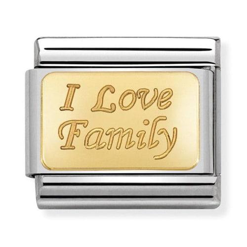 Link Nomination I Love Family