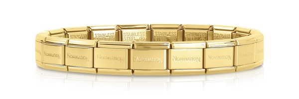 Βραχιόλια Nomination (Χρυσό)