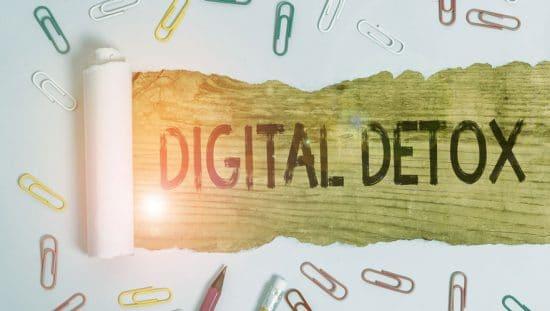 Digital Detox: Ένα Βήμα πιο Κοντά στην Αποφόρτισή μας